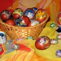 Со Светлым праздником Пасхи! :: Надежда