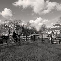 Ясный день в Амстердаме :: Маргарита