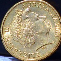 1-н Доллар Австралии. :: Пётр Беркун