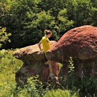 Кисловодск.У каменных грибов :: Фиклеев Александр