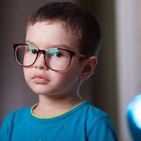 Мальчик в очках :: Алексей Фетисов