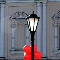 Фонари Санкт Петербурга. 04.2018 г. :: Евгений Васин