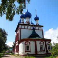 Корсунская церковь. Углич :: Надежда