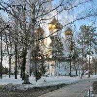 Ярославль, апрель 2018, весеннее настроение :: Николай Белавин