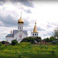 Монастырь :: Римма Закирова