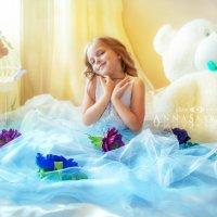 девочка весна :: Анна Скиргика