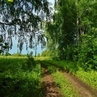 Пусть дороги не кончаются :: Валентина Пирогова