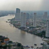 Дождь в Бангкоке. :: ИРЭН@ Комарова