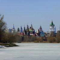 Измайловский кремль :: Татьяна Лобанова