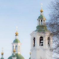 Крестовоздвиженский храм :: Elena Wise