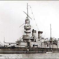 "coast defense battleship ""Jemmapes"" in Toulon. :: Александр"