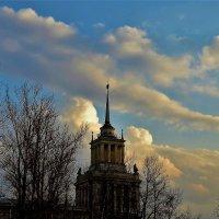 Наша Московская башня... :: Sergey Gordoff