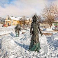 Скульптура учительницы :: Юлия Батурина