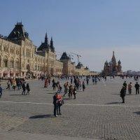 Красная площадь :: Михаил Рогожин