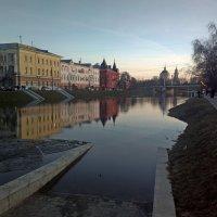 Большая вода :: Николай Филоненко