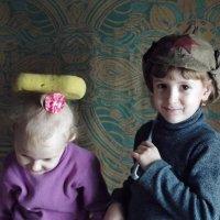 У каждого своя шапка! :: Светлана Рябова-Шатунова