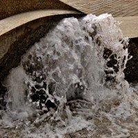 Вода-это источник жизни, начало начал. ...фонтан  в Лауфе  на  Пегнитце... :: backareva.irina Бакарева