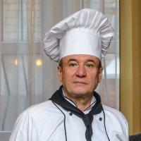 Шеф-повар :: Леонид Соболев
