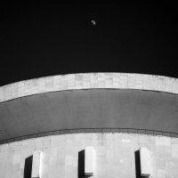 Дневная луна :: Ольга Мешечкова