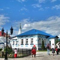 Раифский Богородицкий монастырь :: Ирина Беркут