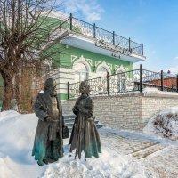Купец с купчихой :: Юлия Батурина