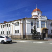 Свято-Симеоновский кафедральный собор :: Александр Ширяев