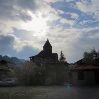 Светицховели в лучах солнца :: Наталья (D.Nat@lia) Джикидзе (Берёзина)