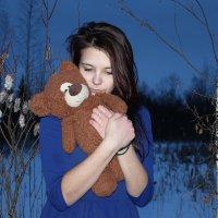 Я с тобой. :: Ирина С