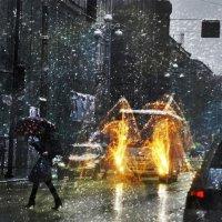 Привычная Питерская погода! :: Натали Пам