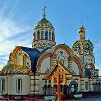 рам Святого Равноапостольного Великого Князя Владимира в Сочи :: Геннадий