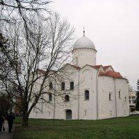 Церковь Иоанна на Опоках. 1127-1130-1453 г.г. :: Ирина ***