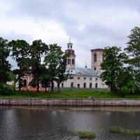 Дождь в Шлиссельбурге :: Ольга