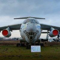 Ил-76МД Военно-транспортный самолёт :: san05 -  Александр Савицкий