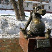 Памятник счастью :: Vlad Сергиевич