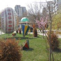 Пасхальная неделя (возле церкви) :: Галина