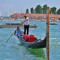 Венецианский гондольер - это не работа и не профессия, это призвание и искусство! ... :: backareva.irina Бакарева