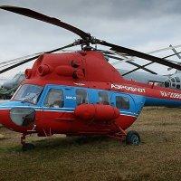 Ми-2 Лёгкий вертолёт :: san05 -  Александр Савицкий