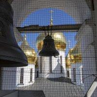 На колокольне Успенского собора. :: Анатолий. Chesnavik.