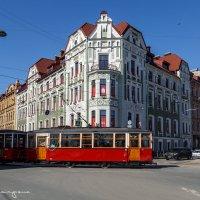 блокадный трамвай :: юрий карпов