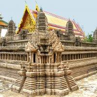 Точная копия Храмов Ангкор в Камбоджи. :: ИРЭН@ .