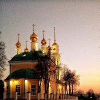 На исходе дня :: Леонид Абросимов