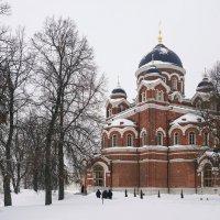 Собор Владимирской иконы Божией Матери :: Юрий Шувалов