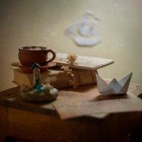 Я шагнула на корабль, а кораблик оказался из газеты вчерашней... :: Ирина