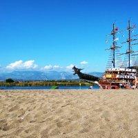 Экскурсия на остров Дельфинов :: Ольга