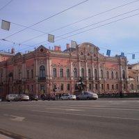 Дворец на Невском. :: венера чуйкова