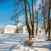 Успенская церковь :: Юлия Батурина