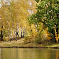 Тихая осень :: Вячеслав Маслов