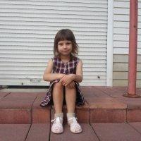 Девочка с улыбкою Джоконды :: Вячеслав Маслов