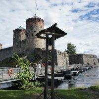 Крепость Олавинлинна или замок Святого Олафа :: Елена Павлова (Смолова)