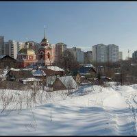 Городские зарисовки :: Алексей Патлах